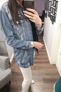Katana jeansowa...
