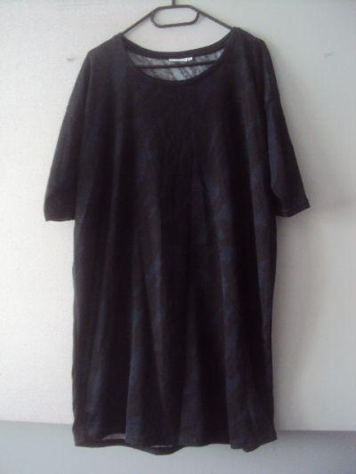 Suknie i sukienki dzianinowa sukienka tunika