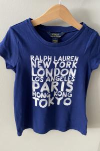 Koszulka Polo Ralph Lauren 5T