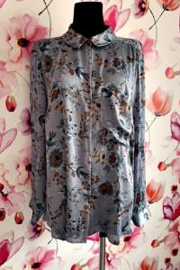 primark koszula modny wzór kwiaty floral jak nowa hit 46