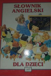 Słownik angielski dla dzieci...