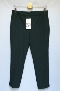 Spodnie Czarne NOWE Zara Wizytowe Elegnackie M 38...