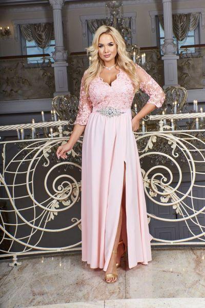 Suknie i sukienki Sukienka Chantell kolory rozmiary 36 38 40 42 do 52