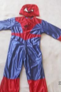 strój spiderman...