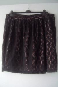 elegancka koronkowa spódniczka...