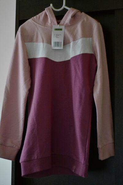 Bluzy Pocopiano bluza dla dziewczynki 146 pastelowa