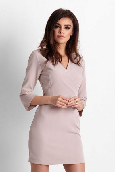 Suknie i sukienki Sukienka Blanche kolory 34 36 38 40 kod 259