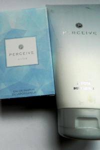 Perceive perfum i balsam zestaw perfumowany Avon...
