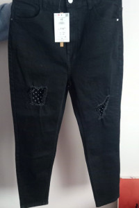 Nowe spodnie Cropp 42