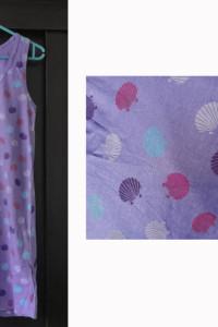 piżama damska koszula nocna Rock & Rags XS S