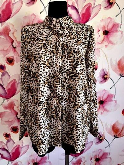 Koszule primark koszula modny wzór panterka hit blog 44