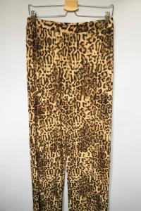 Spodnie Spódnica Panetrka H&M M Proste Nogawki...