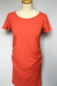 Sukienka Czerwona Prosta Ciążowa NOWA Tom&Rose Maternity L 40...
