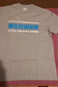 Nowy oryginalny tshirt Wojownik L...