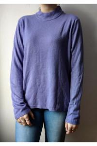 Fioletowy sweterek Papaya...