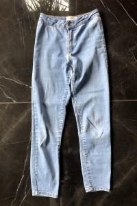 ZARA Kids spodnie jeansy regular fit rozm 134 cm na 9 lat stan ...