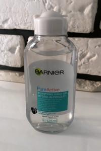GARNIER Pure Active antybakteryjny żel do rąk 125 ml NOWY