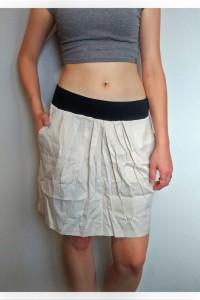 Biała spódniczka Vero Moda...