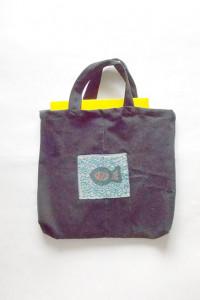 czarna eko torba