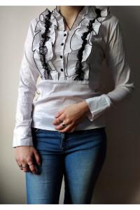 Klasyczna elegancka koszula...