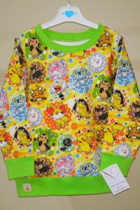 Bluza dresowa Pokemony roz 110 116...