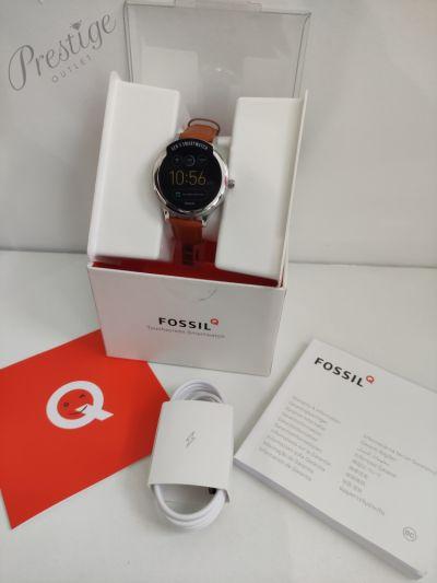 Zegarki Smartwatch Zegarek damski Fossil FossilQ Gen 3 FTW6007