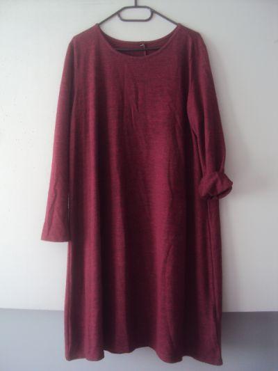 Suknie i sukienki trapezowa sukienka