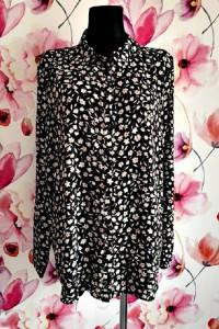 primark koszula modny wzór kwiaty nowa hit blog 48...