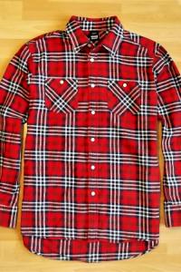 Dr Denim Jeansmakers koszula flanelowa S M