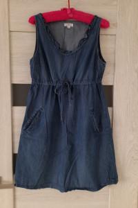 Sukienka jeansowa Cropp