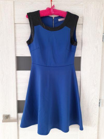 Suknie i sukienki Chabrowa sukienka