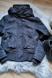 czarna kurtka Vero Moda...