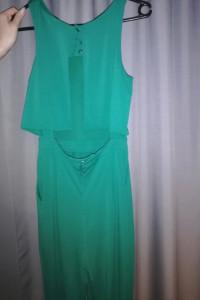 Zielony kombinezon H&M XXS...