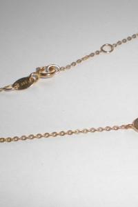Bransoletka Yes Verona złoto 585 z diamentem...