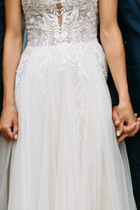Suknia ślubna boho...