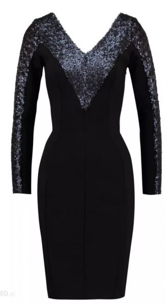 Suknie i sukienki Closet Sukienka etui black