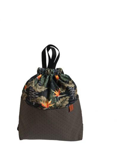 Plecaki Wodoodporny plecak worek softshell 006