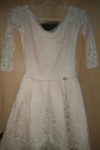 Koronkowa sukienka S...