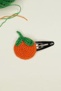 Owocowa spinka pomarańcza