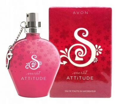 Perfumy Secret Attitude Woda Toaletowa dla Niej Avon