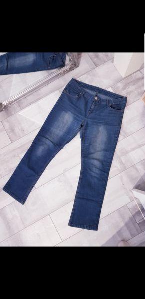 Spodnie Klasyczne spodnie jeansy