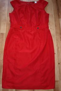 Czerwona sukienka 44 46...