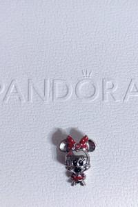 Charms Pandora Myszka Minnie kolekcja Disney s 925...