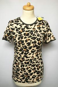 Bluzka T Shirt Panterka NOWA Cętki Tom&Rose M 38...