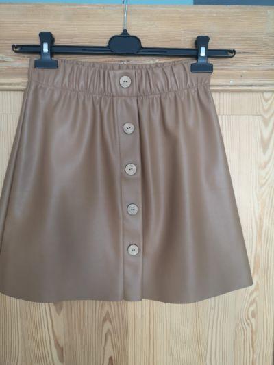 Spódnice Spódnica mini z guzikami Reserved