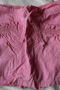 Różowe spódnico spodnie 2 lata...