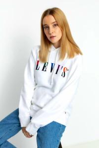 Bluza z kapturem Levis Graphic Sport HD Wmn...