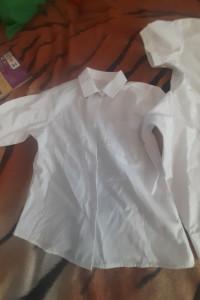 Piękne koszule dla szesciolatka...