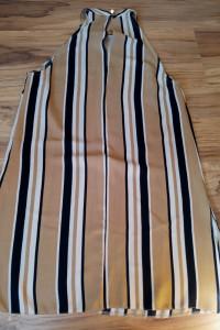 Koszulo sukienka w paski