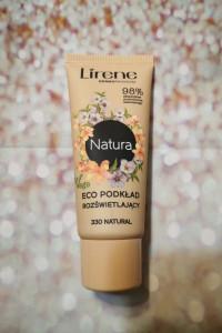 Lirene Eco podkład rozświetlający 330 Natural...